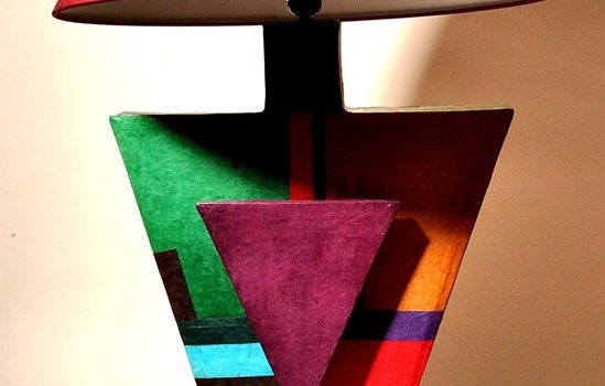 La Lampe aux Triangles.