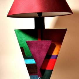 La Lampe aux Triangles