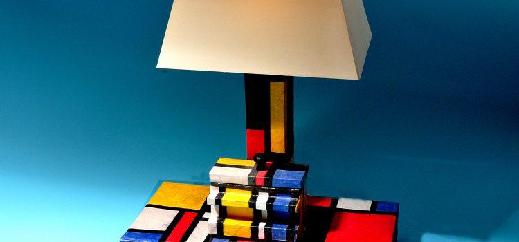 A la lumière de Mondrian