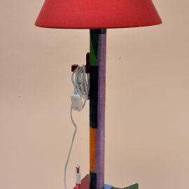 La Lampe Bariolée